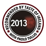 Recommended by Paolo Tullio